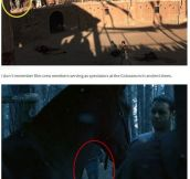 12 Famous Movie Errors You Probably Didn't Notice…