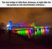 Spectacular Rainbow Bridge