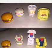 Old McDonald's Toys Were The Best