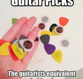 Any Guitar Player Will Know