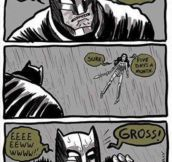 Batman And His Annoying Questions