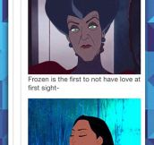For Those Who Said That Frozen Was The First