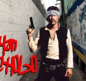 Mexican Star Wars Spin-Off
