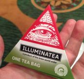 One Tea Bag