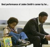Jaden, You Had A Very Promising Career