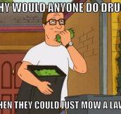 Sure Hank, Sure
