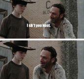 Classic Rick Grimes