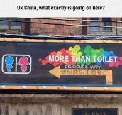 China Being China