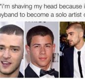 The 'Solo Artist' Look