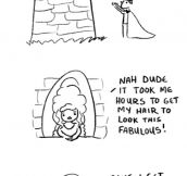 The New Rapunzel