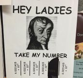 Take My Number