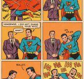 Thanks Superman