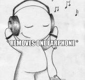The Power Of Headphones