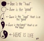 Balance Is Life