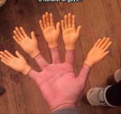Handful Of Guys