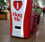 Hug Me Machine