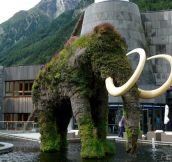Mammoth In Austria