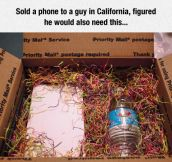 Nice Thing To Do For A Person In California