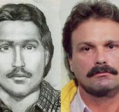 20 Surprisingly Accurate Police Sketches