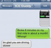 22 Hilarious Texts From Dad…