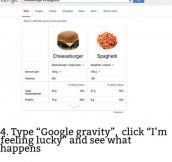 Amazing Google Tricks
