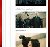 A Live-Action Mulan Movie?