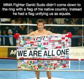 Good Guy Genki Sudo