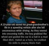 All Hail Mario Kart