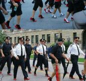 Just Walk A Mile In Her Shoes