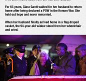 She Waited For 63 Years