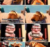 This Movie Is Filled With Feels