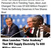 Akon Is The Man
