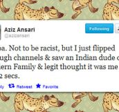 Aziz Ansari Is Hilarious