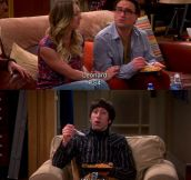 Great Scene In The Big Bang Theory