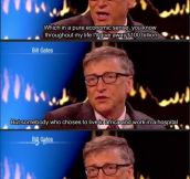 Bill Gates Is The Man