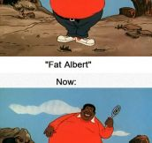 Big Boned Albert