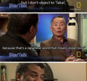 George Takei Talks With Neil deGrasse Tyson