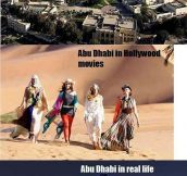 Arabs: Hollywood Vs. Reality
