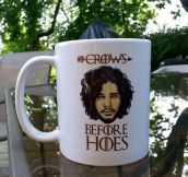 This Mug Knows Nothing