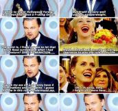 Leo And His Oscar Dream