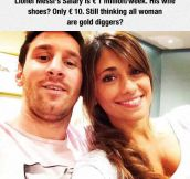 Messi's Wife