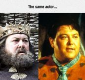 Mark Addy Is Very Versatile