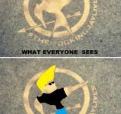 You'll Never See The Mockingjay The Same Way Again