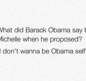 Barack Obama's Proposal