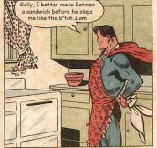 Hope This Settles The Entire Batman Vs. Superman Issue