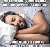 The Most Beautiful Silence Of All