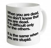 I Need This Mug For Reasons