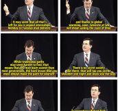 I Miss Colbert