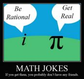 Truth About Math Jokes