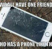 That One Unfortunate Friend